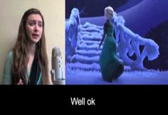 Disney's 'Let It Go' Gets Hilarious Using Google Translate. Press the image, you won't be disappointed.