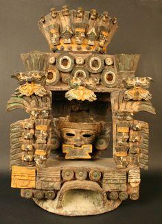 A-BAK' MATEMÁTICA MAYA: TEOTIHUACAN, EL AMANECER CULTURAL ( VI ) | A-BAK' 2013 PINNED by My Art y Lezama