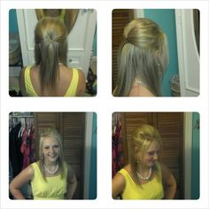 Senior pictures hairstyle. This style but with curls!!!