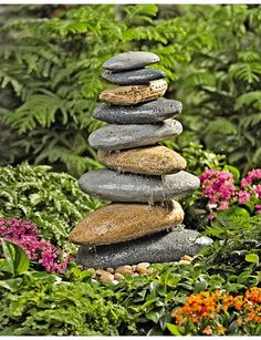 a pile of rocks...