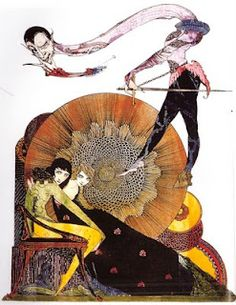The Garden of Unearthly Delights: Harry Clarke and Goethe's 'Faust'