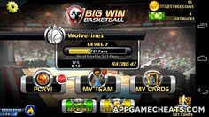 Big Win Basketball Cheats & Tips for Big Bucks & Coins  #BigWinBasketball #Sports #Strategy http://appgamecheats.com/big-win-basketball-cheats-tips-big-bucks-coins/