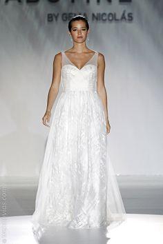 vestidos de novia Cabotine