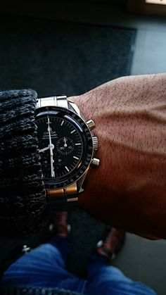 You don't have to be an astronaut to wear a Moonwatch. The OMEGA Speedmaster is the most iconic chronograph in the world and is loved and worn by watch fans from all walks of life and from every corner of the globe.