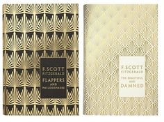 Penguin gave Fitzgerald some fresh Art Deco glam. Very nice!
