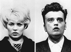 Kate Moss and Pete Doherty as Mira Hindley and Ian Brady! aha
