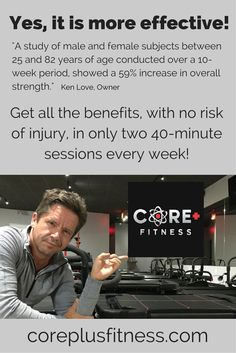 Get all the benefits, with no risk of injury, in only two 40-minute sessions every week! #lagree #Orangecounty #Lagreefitness