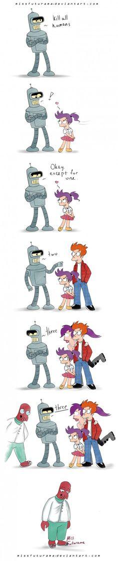 Futurama fans anyone?