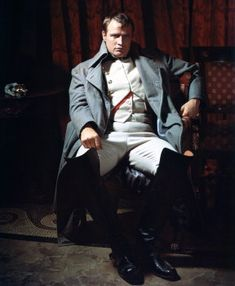 Marlon Brando in Desiree