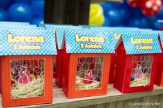 Encontrando Ideias: Festa Galinha Pintadinha!!! gallina pintadita favor