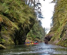Sandy River Water Trail