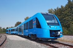 Germany Has the World's First Hydrogen-Powered Passenger Train
