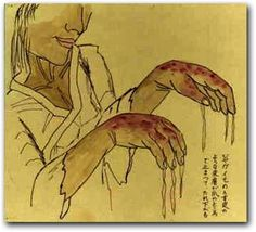 By Hiroshima atomic bomb survivor Matsumura Kazuo, 32 years old in August 1945