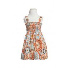 Stella Smocked Sun Dress