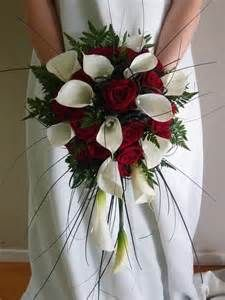 fake red wedding flowers arrangements - Yahoo Image Search Results