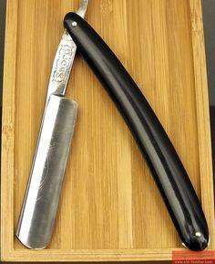 SWORD Made in Germany  No 1934 Rasiermesser ,straight razor, coupe choux,