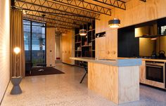Habitus Loves: Plywood Kitchens