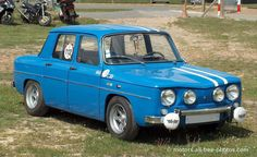 JoanMira - VI - Oldies: Picture - Car - Renault 8 Gordini