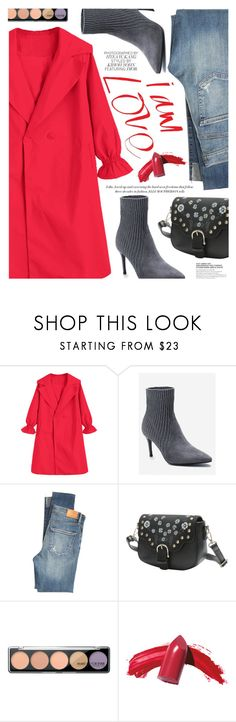 """""""OOTD"""" by yexyka ❤ liked on Polyvore featuring Citizens of Humanity, MAKE UP FOR EVER and Elle Macpherson Intimates"""