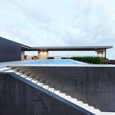 villa modern project
