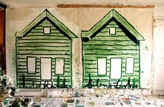 Rose Wylie <i>Silent Light (film notes)</i>, 2008 Rose Wylie, Light Film, Home Icon, Family Events, Silent Night, Contemporary Paintings, Printmaking, Illustrators, Ruth Asawa