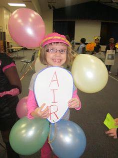 vocabulary parade costumes | 4th Grade's a Hoot