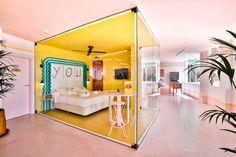 Paradiso Art Hotel Ibiza - just gorgeous! #hotel #hotelinterior #interiordesign #artdecodesign #arthotel #ibiza