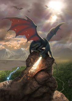 When the Dragons went insane, they killed thousands.  They were unstoppable, uncontrollable, able to melt metal and slice through stone.  They killed their trusted allies and close friends.