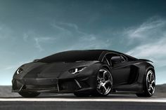 Carbon-clad Lamborghini Aventador LP700-4 from Mansory