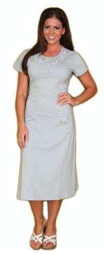 The Madeline Modest Dress