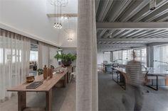 :《回》办公空间设计2