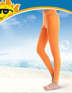 f1eba9aafb0d   18.99  Bluedive Γυναικεία Εφαρμοστό κολάν κατάδυσης SPF50 Προστασία από  τον ήλιο UV Αντιηλιακό Chinlon Μαγιό Ρούχα παραλίας Παντελόνια Φούστες  Μονόχρωμο ...