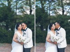Kim Yen and Rainier wedding ceremony at St. Catharines Roman Catholic Church, NJ. Captured by NY NJ Wedding Photographers Pearl Paper Studio.