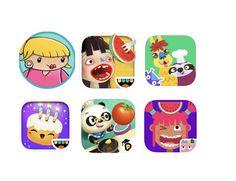 Sovelluksia, joilla voi leikkiä ravintolaa ja synttärijuhlia! Ipad, Android, Iphone, Accessories, Jewelry Accessories