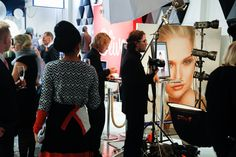 Lumene @ Elle Style Awards 2014. #lumene Elle Style Awards, Behind The Scenes, Bring It On, Beauty, Beautiful, Cosmetology