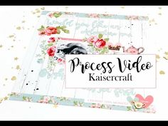 Neat and Crafty: Beautiful memories layout | Kaisercraft DT