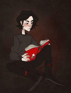 By Pembroke on Tumblr // aaaaaa I love this too