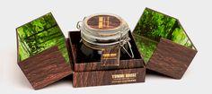NZ Graphic designer portfolio for Logo, stationery, packaging etc Honey Packaging, Box Packaging, Creative Portfolio, Portfolio Design, Honey Label, Tea Box, Box Cake, Product Label, Box Design