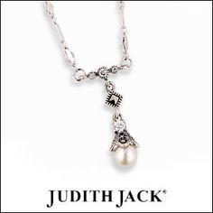 Judith Jack - fine marcasite jewelry