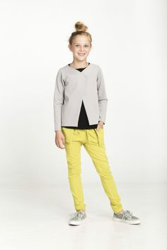 Bluza Light Gray | MALIstore | SHOWROOM Kids