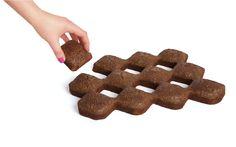 Bakelcious Crispy Corner Brownie Pan - Makes brownies baking easy!!