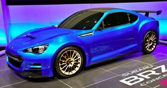 2015 Subaru BRZ. Check out Subaru's 2015 vehicle line up, some of which will be displayed at the 2015 Calgary International Auto & Truck Showcase  For more information visit us online at: www.autoshowcalgary.com