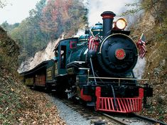 Tweetsie Railroad- a great amusement park in NC for the kiddos.  Especially if they love trains!