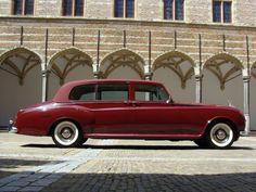 1961 Rolls Royce Seven-Passenger Limousine by Park Ward