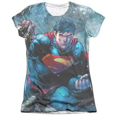 "Checkout our #LicensedGear products FREE SHIPPING + 10% OFF Coupon Code ""Official"" Superman/rumble-s/s Junior Poly/cotton T- Shirt - Superman/rumble-s/s Junior Poly/cotton T- Shirt - Price: $24.99. Buy now at https://officiallylicensedgear.com/superman-rumble-s-junior-poly-cotton-shirt-licensed"