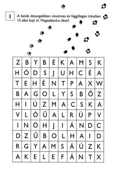 Kapcsolódó kép After School, Elementary Schools, Word Search, Primary School