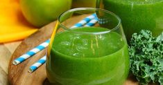 A água verde limpa o fígado e ainda ajuda a emagrecer