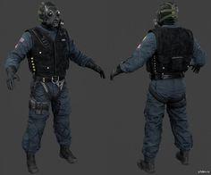 Rainbow Six Siege - Thatcher 3d Model Character, Character Modeling, 3d Modeling, Character Design, Siege Operators, America's Army, Apocalypse World, Valkyria Chronicles, Sci Fi City