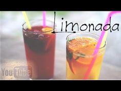 Retete De Limonada #BauturiDeVara - YouTube