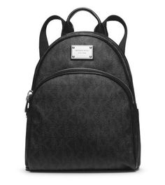 Join the ranks of fashion's favorite influencers by way of our Jet Set backpack. Designed with Two roomy pockets in a hard-wearing, textured PVC and finished with our polished logo-engraved plaque, this piece will complete your sports-luxe lineup. Champion the must-have on your next city break with skater skirts and marled sweatshirts for an easy style win.